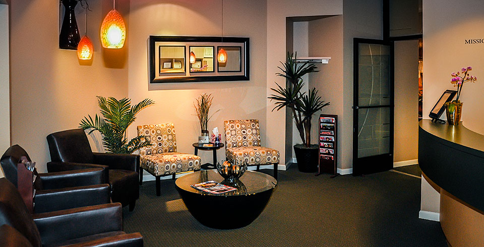 Mission Hills Endodontics office interior
